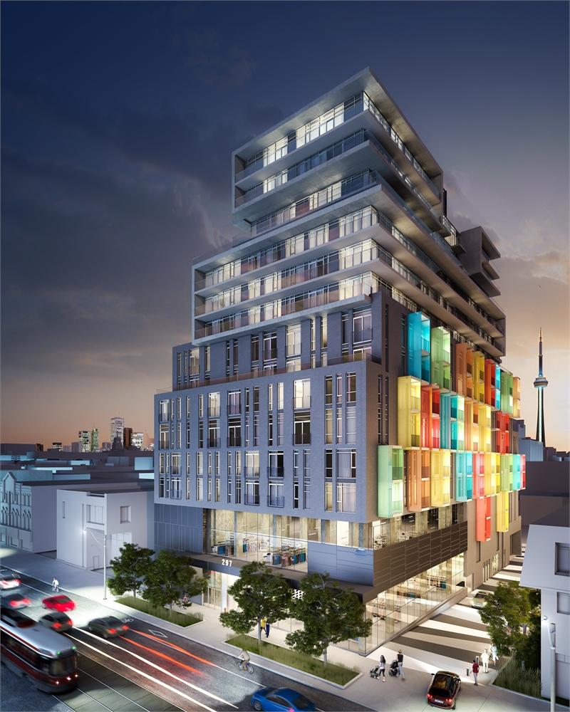 2012 toronto new condos 2012 toronto new condos for Condominium building plans